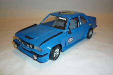 Bburago - Metal Model - Opel Ascona 400 Rally with Driver - 1:24 - (1.a-14)