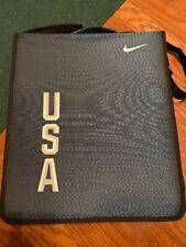 Nike Team USA 2016 Rio Olympics Team Briefcase Laptop Bag PBZ724-451 Damaged