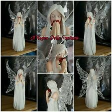ELFEN FEES ANGEL FATA CON ROSA FAIRY ANNE STOKES E VERONESE ONLY LOVE REMAINS