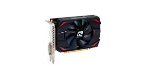 AMD Radeon RX 550 4GB PowerColor Red Dragon GDDR5 Gaming Graphics Card GPU