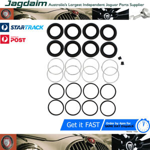 New Jaguar Daimler XJ6XJSXJ12 XJ 4Pot Front Brake Caliper Seal Kit RTC1116 18029