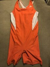 Women's Brooks Track Singlet Track Running Unitard XL