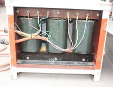 Altro Melb DYII 16 KVA 415V INPUT 200 OUTPUT 3 phase STEP DOWN transformer