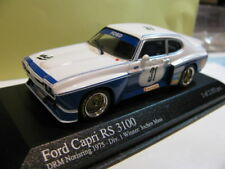 1/43 Minichamps Ford Capri RS 3100 DRM 1975 Winner diecast