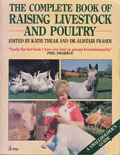 RAISING LIVESTOCK & POULTRY Katie Thear &  Dr Alistair Fraser **GOOD COPY**