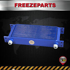 Universal Racing Universal 17 Row Engine Transmission 10-AN Oil Cooler Oilcooler