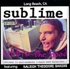 Robbin The Hood 0008811147525 By Sublime CD