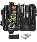 Survival Gear and Equipment 20 in 1, Professional, Tactical & Safety Tools