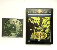 SEAL Team PC CD-Rom 1993 First Person Shooter Collectable Big Box Computer Game