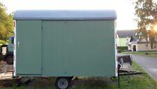 Bauwagen Container