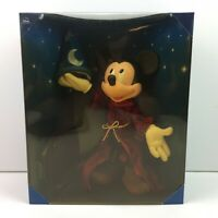 Vintage Disney Mattel Collector Dolls Mickey Mouse Fantasia Sorcerers Apprentice