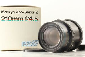 [Mint Box] Mamiya Apo Sekor Z 210mm f4.5 Lens for RZ67 Pro II D From JAPAN 2328