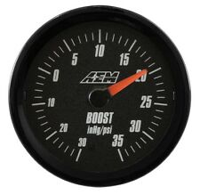 Aem 30-5132 Analog Boost Pressure Gauge -30 ~ 35Psi