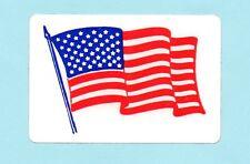 LOT 6 STICKERS AUTOCOLLANTS DRAPEAU AMERICAIN USA BIKER TRIKER WESTERN COUNTRY