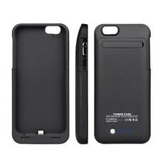 IPhone 6 6s Black Battery Case Charger Power Bank Cover 3500 mAh