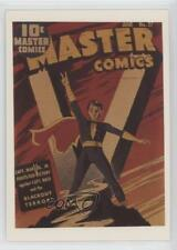 1995 Comic Images The Golden Age of All-Chromium #NoN Master Comics #27 Card m1k
