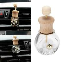 Home Car Hanging Air Freshener Perfume Fragrance Diffuser Empty Bottle NICE New