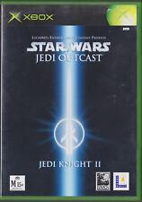 LIKE NEW Star Wars Jedi Knight II : Jedi Outcast - XBOX