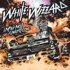 WHITE WIZZARD - Infernal Overdrive (NEW*LIM. 400 BLACK/ORANGE DLP*US METAL)