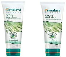 Purifying Himalaya Neem Face Scrub 75ml X3