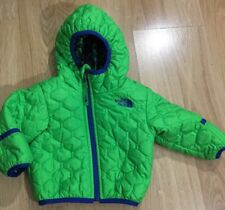 THE NORTH FACE PERRITO Reversible Jacket Baby Toddler Size 3/6 Months