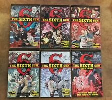 The Sixth Gun TPB Vol. 1 2 3 4 5 & Sons of the Gun Oni Press Graphic Novel