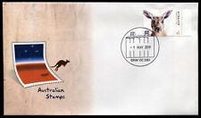 2019 Brim Victoria Grain Silos Pictorial Postmark Fdi Stamps Australia