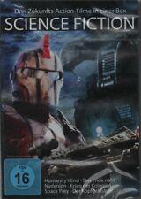 Science Fiction Box (3 Filme auf 1 DVD) - neu & ovp