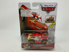 Disney Pixar Cars XRS Mud Racing Lightning McQueen Real Suspension Diecast GBJ3
