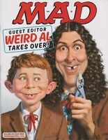 Mad Magazine #533 June 2015 Guest Editor Weird Al Yankovich Takes Over! (Magazin