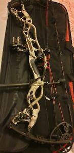 Hoyt hunting bow Cameron hanes 80 pound ,30 inch draw