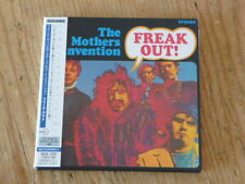 Frank Zappa: Freak Out Japan CD Mini-LP VACK-1203 Mint (mothers invention Q