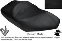 PINK AND BLACK CUSTOM MADE FITS SYM MIO 50 LEATHER DUAL SEAT COVER