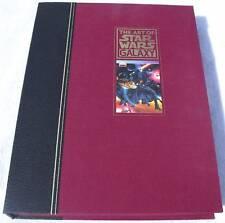Rare Art of Star Wars Galaxy Ltd. Hardcover HC Traycase