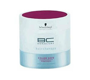 BC BONACURE HAIRTHERAPY COLOR SAVE TREATMENT 6.8 OZ / 200 ml
