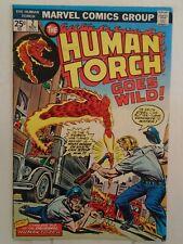 Marvel HUMAN TORCH #2 (1974) The Wizard, John Romita, Stan Lee, Jack Kirby