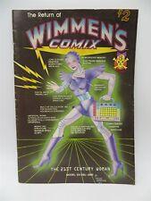 Wimmen's Comix #8 1983 - Comic Book Last Gasp Wimmens