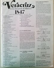 S&T / Veracruz: US Invasion of Mexico 1847 / SPI 1977 -- punched