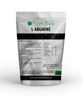 L-ARGININE 100g PURE PHARMACEUTICAL GRADE POWDER HEART VASCULAR SUPPORT