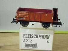 Fleischmann 5212 K offener Güterwagen Schwerin O der DRG Ep.2 mit KKK, neuwertig