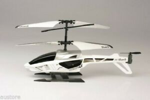Remote Control SILVERLIT BLU-TECH HELICOPTER FOR IPHONE IPOD SL-84620 WHITE New