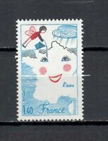 s25275) FRANCE 1981 MNH** Water 1v