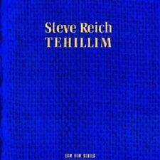 "STEVE REICH ""TEHILLIM""  CD NEU"