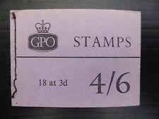 GB Wilding APRILE 1959 - 4/6 LIBRETTO l15g CAT £ 30 VEDI SOTTO NUOVO prezzo fp8228