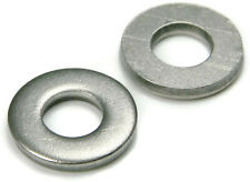 Extra Thick Flat Washers 18-8 Stainless Steel Washers Inch Size 1/4,5/16,3/8,1/2