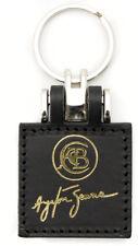 Ayrton Senna Lotus Leather Keychain