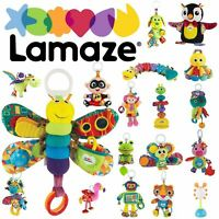 Lamaze Play & Grow Baby Activity Soft Toy - 20 High Quality, Safe Toys to Choose
