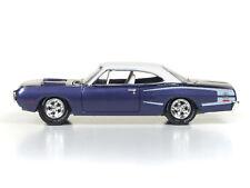 1/64 RACING CHAMPIONS 3C6 1970 Dodge Super Bee in Violet