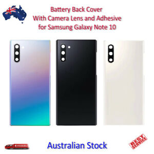 Battery Back Cover for Samsung Galaxy Note 10 With Camera Lens and Adhesive