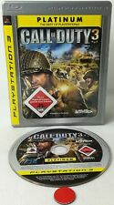 Call of Duty 3   Playstation 3   PS3  gebraucht in OVP